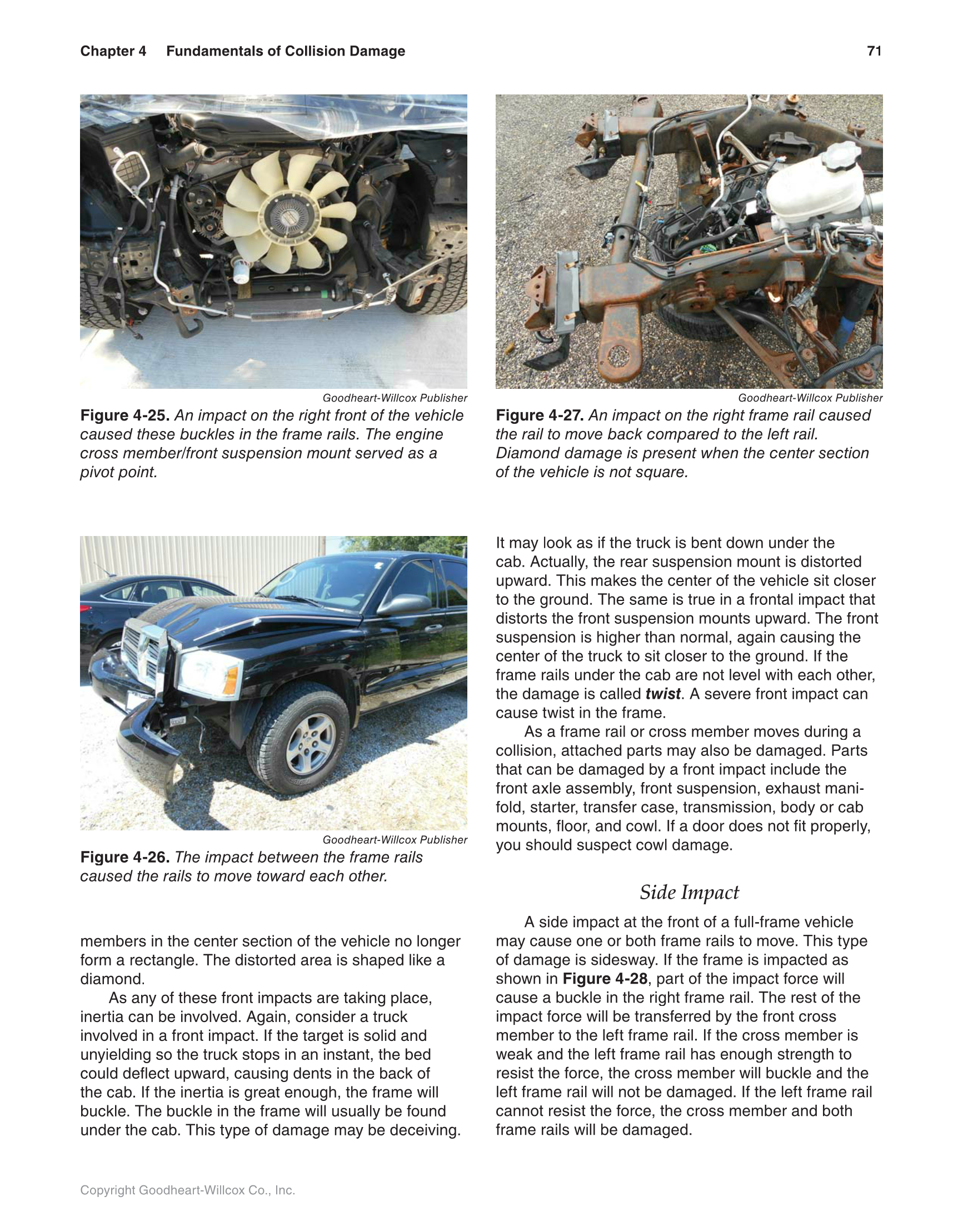 Printable: Auto Collision Repair and Refinishing, 2nd Edition page 71