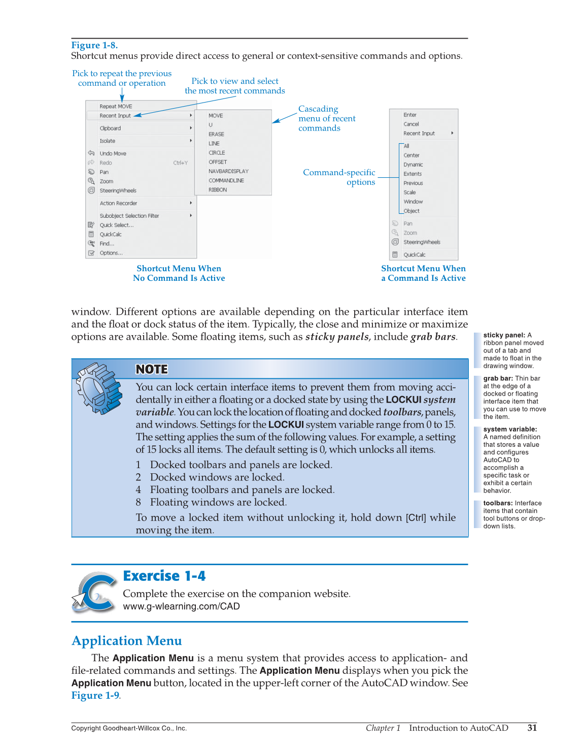 Autocad and its applications basics 2015 22nd edition page 31
