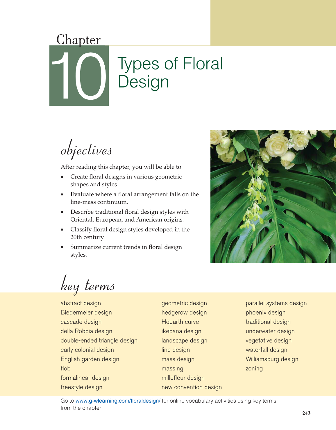 Principles Of Floral Design 1st Edition Page 243 269 Of 624