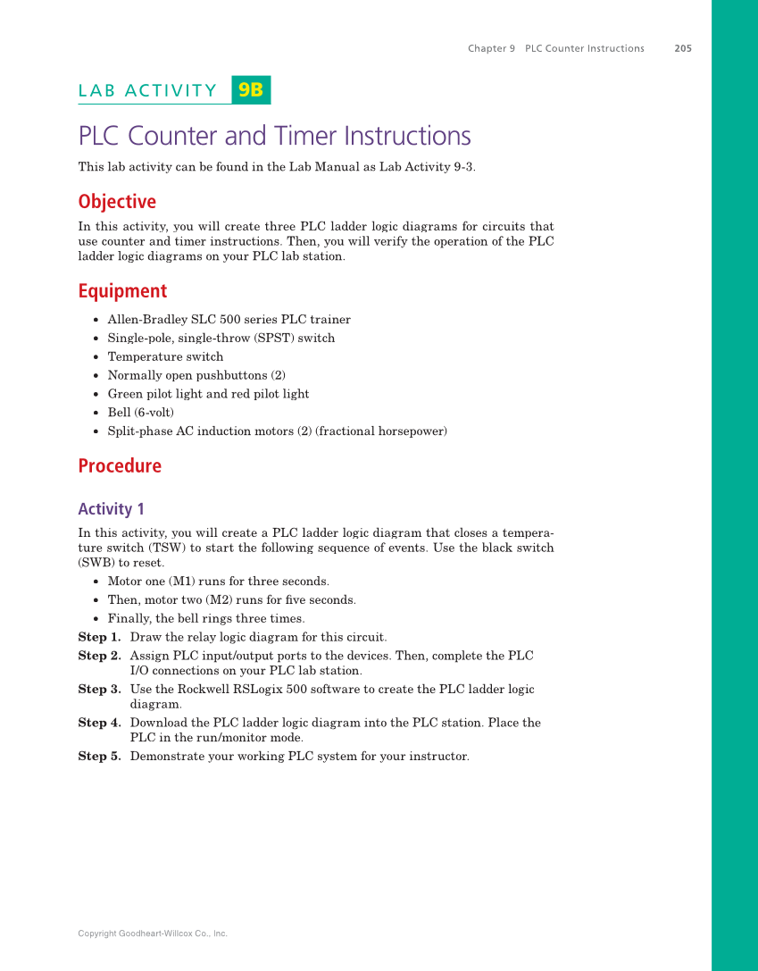 �9ᢹi&�l$zd�y.9b_ProgrammableLogicControllers:HardwareandProgramming,4thEditionpage205