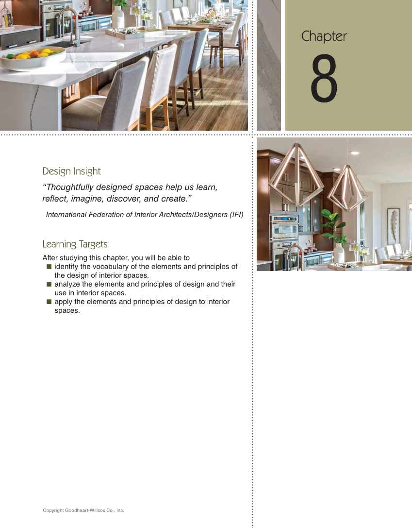 Interiors Design Process And Practice 2nd Edition Page 217 229 Of 718