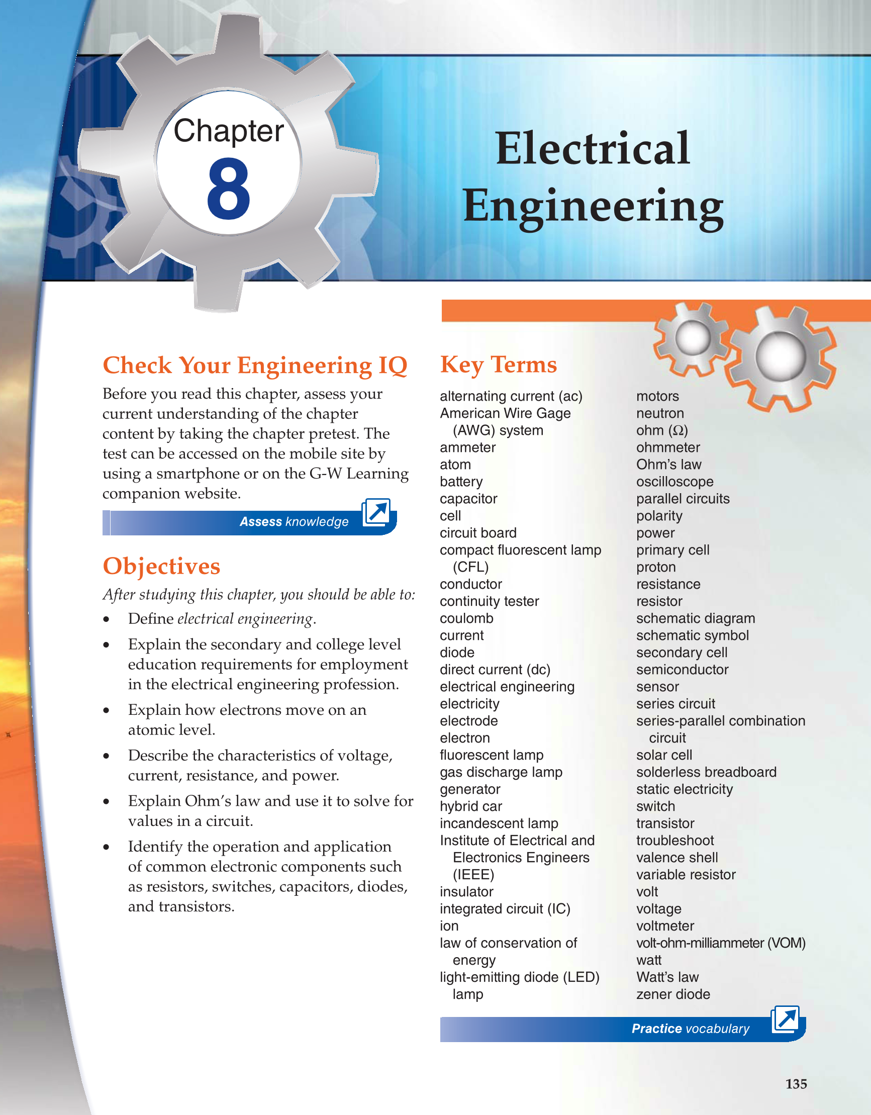 Printable Engineering Fundamentals 1st Edition Page 135 Law Can Be Used To Troubleshoot Series Circuits In Automotive Purposes