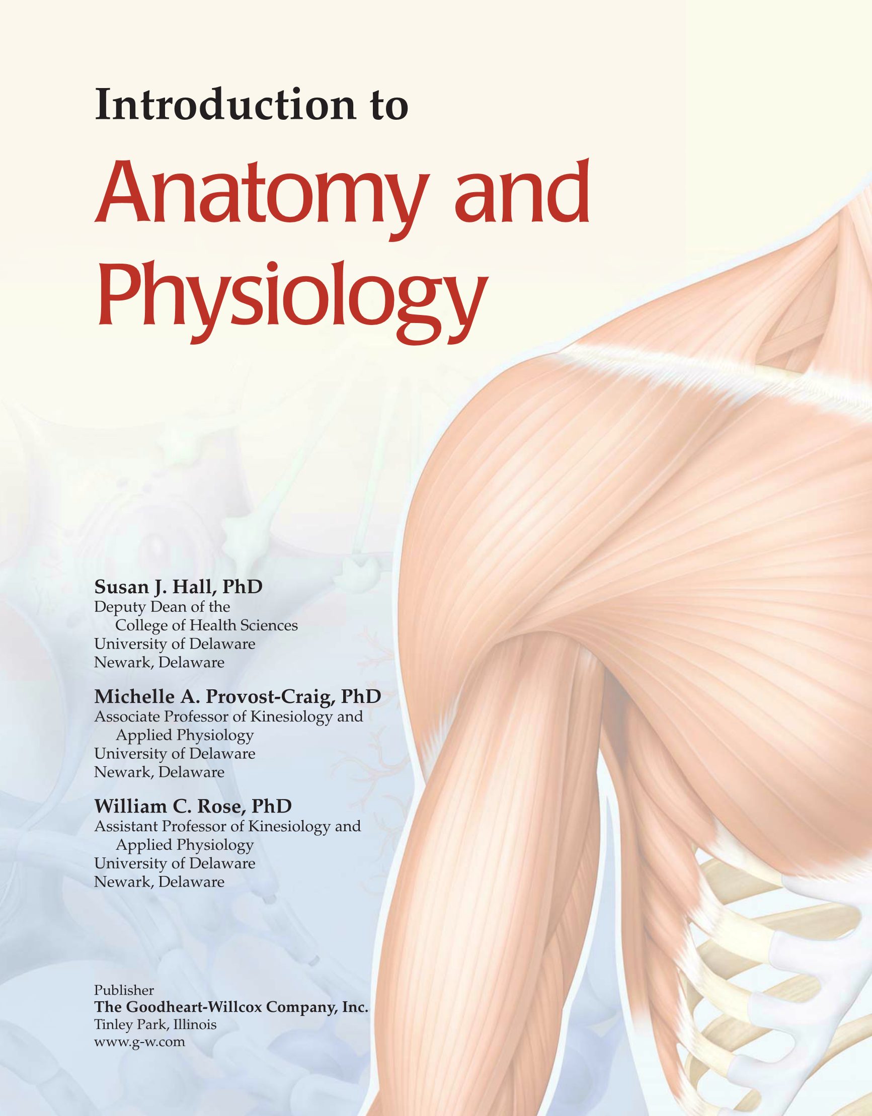 Printable: Introduction to Anatomy and Physiology, Online Student ...