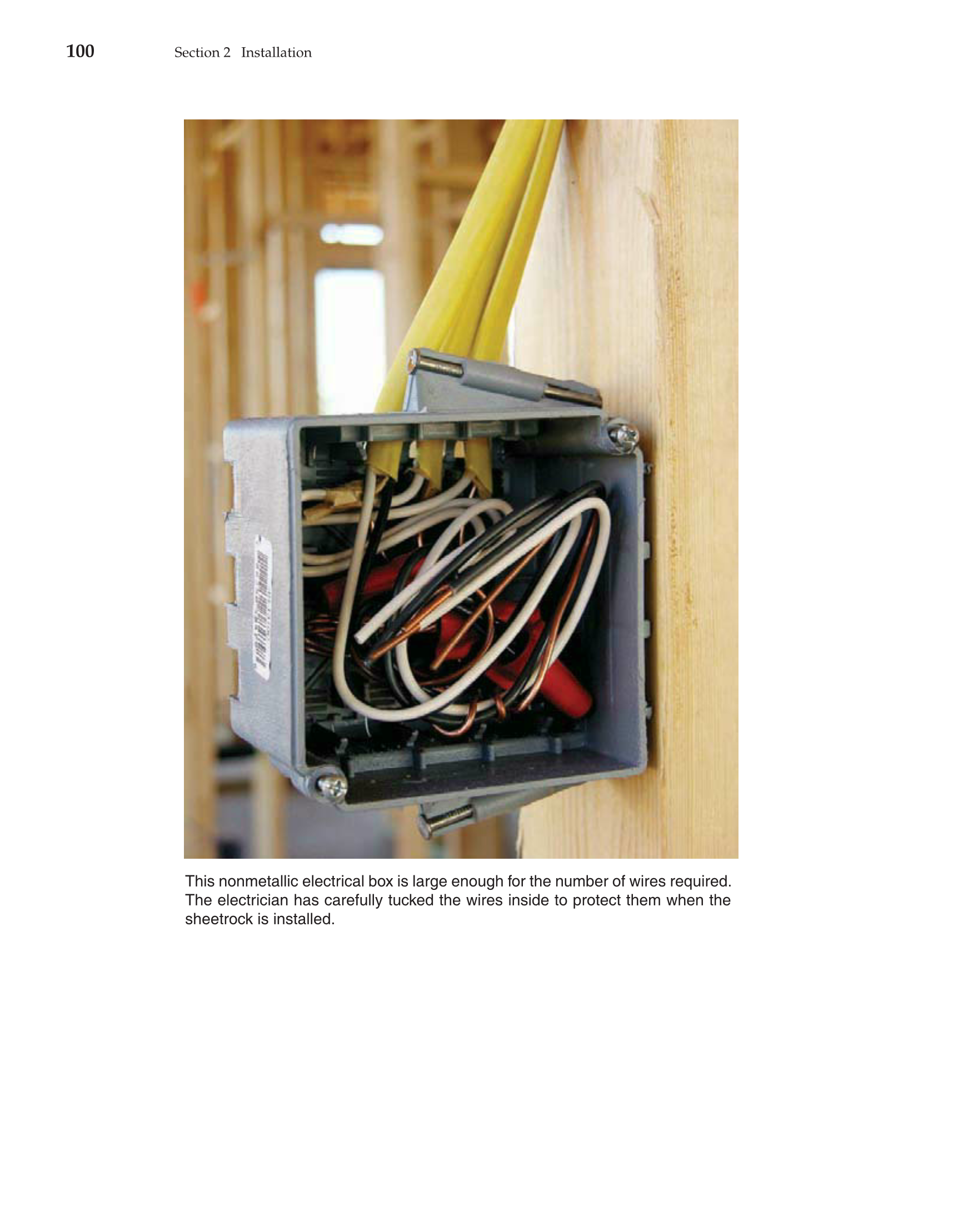 Printable Modern Residential Wiring 9th Edition Page 100 Electrical