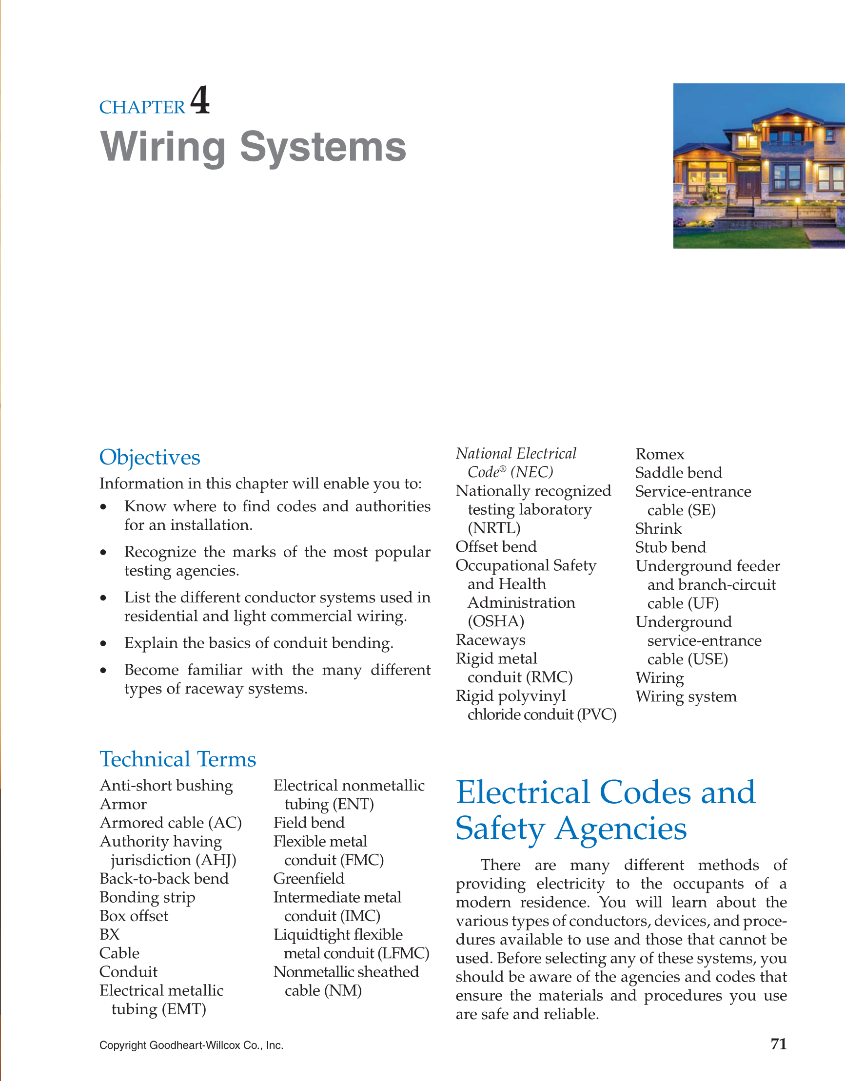 Attractive Different Types Of Wiring Methods Image - Electrical ...