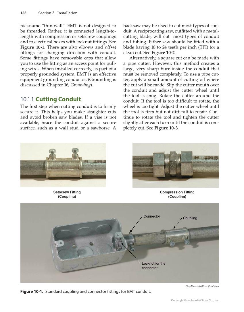 printable modern residential wiring 11th edition page 138 rh g wonlinetextbooks com Modern Residential Wiring NEC 2011 Modern Residential Wiring Conductors