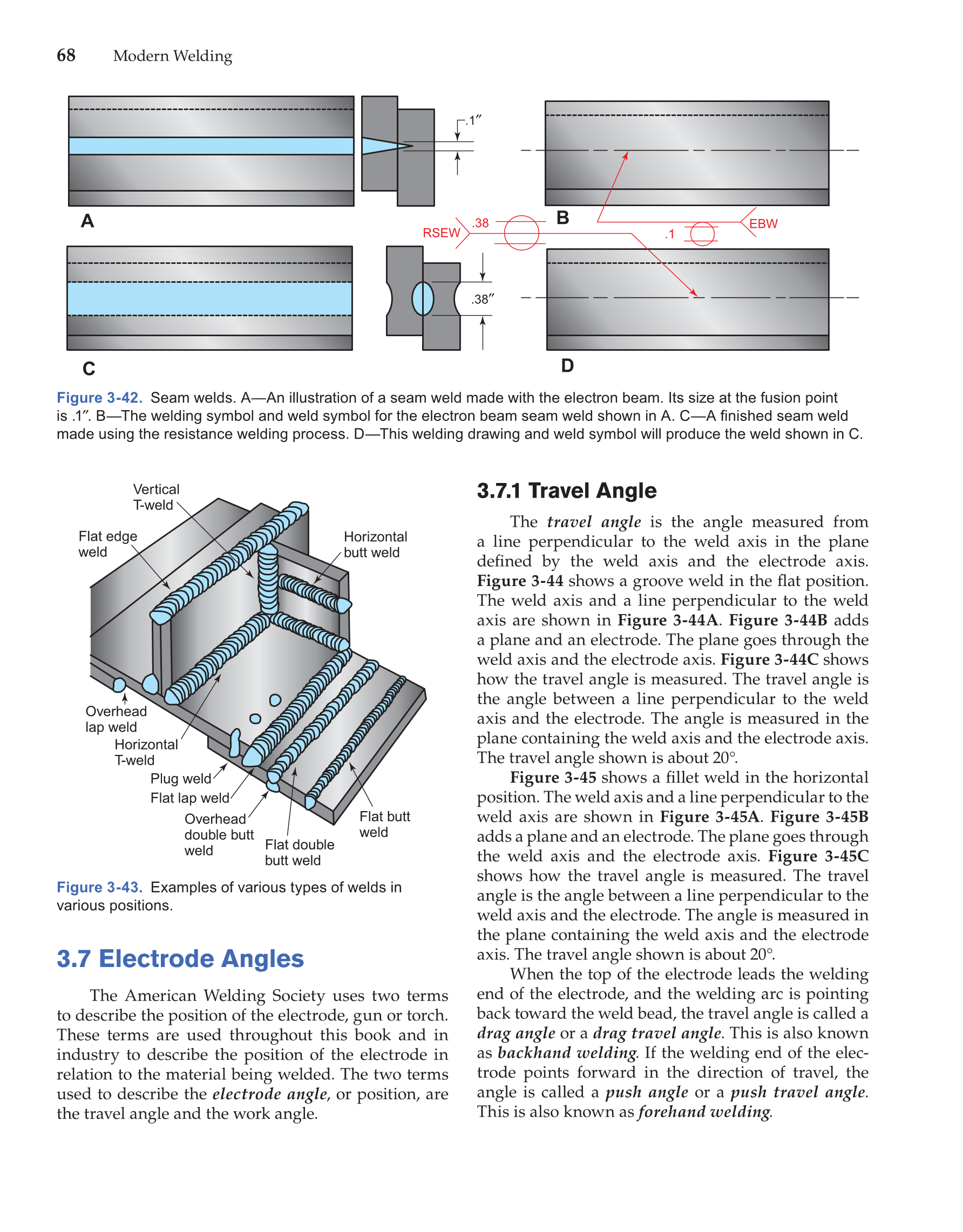 Printable Modern Welding 11th Edition Page 68 Resistance Diagram