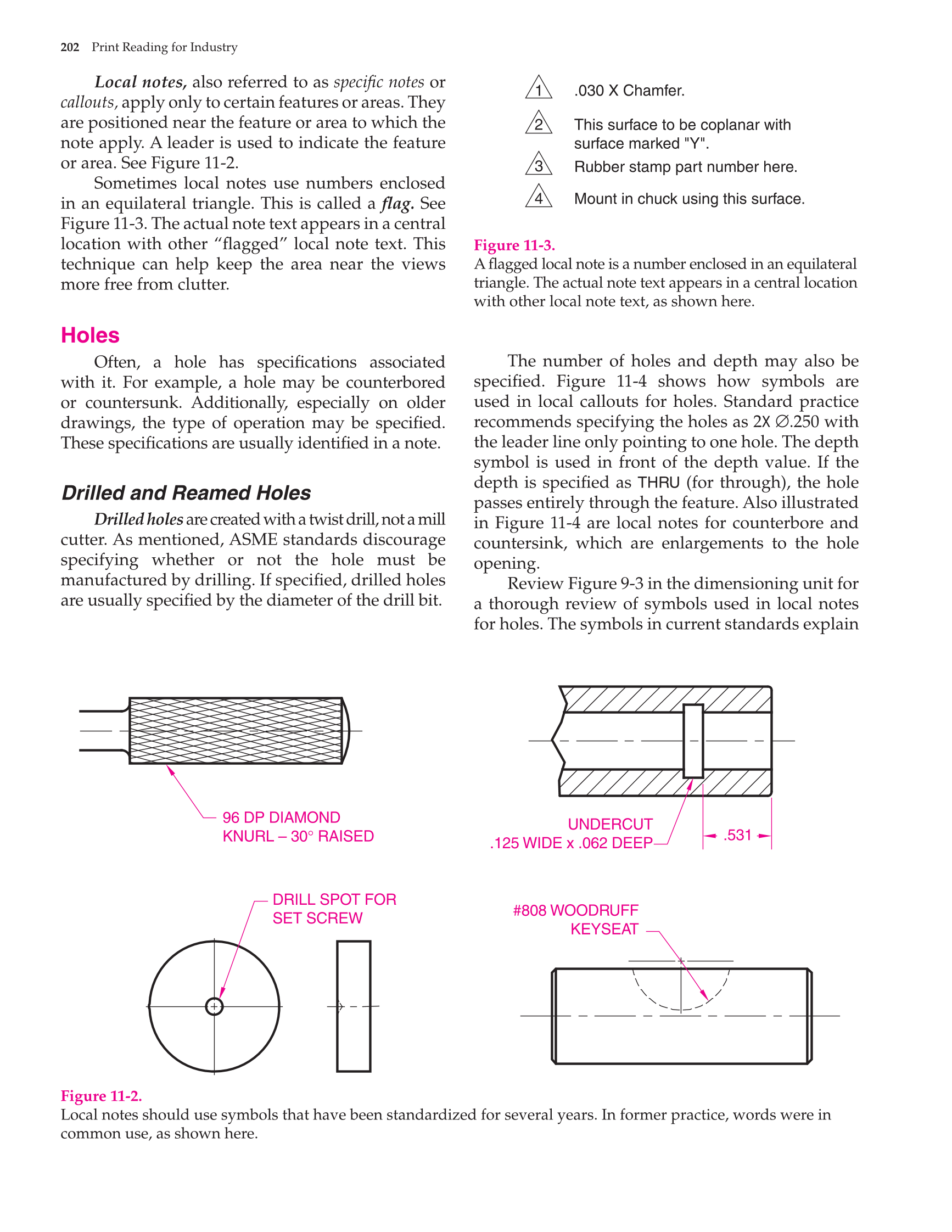 Printable Print Reading For Industry 9th Edition Page 202