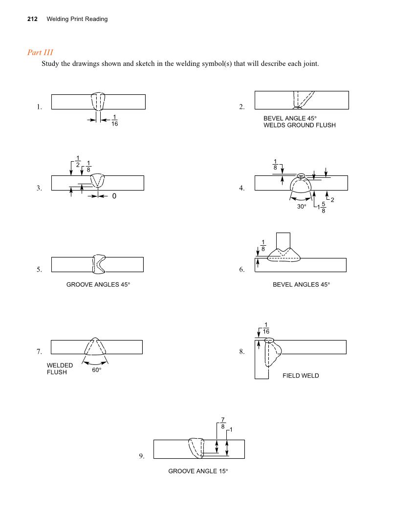 Basic Welding Blueprint Reading For Dummies Topsimages